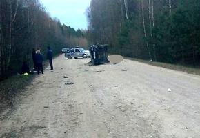 В Лидском районе в ДТП погиб человек