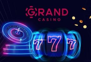GrandCasino — белорусское онлайн-казино, быстро завоевавшее доверие любителей онлайн гэмблинга*