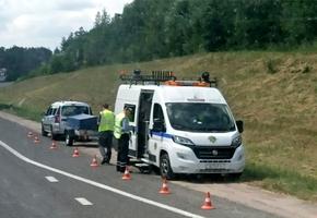 В Гродненскую область вновь вернулся мобильный комплекс, который позволяет взимать штрафы у иностранных водителей