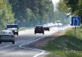 В Гродненской области заработали 11 датчиков контроля скорости