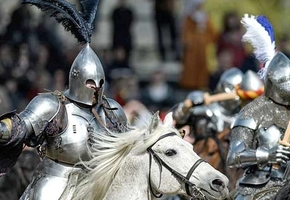 В сентябре в Лиде пройдёт рыцарский турнир