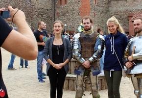 В Лидском замке развернётся рыцарский лагерь, а также пройдёт концерт средневековой музыки