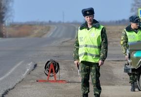 Жителю Вороново придётся выплатить крупный штраф в 3450 рублей за сопротивление сотрудникам погранслужбы