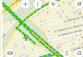 Новое приложение по контролю автобусов Лиды в режиме реального времени