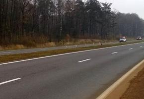 ГАИ просит сдаться водителя, который насмерть сбил пьяного пешехода на М6 и скрылся