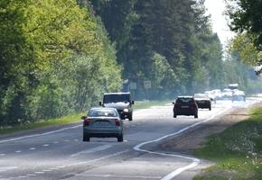 Кравцов на пресс-конференции в Лиде: местные дороги отремонтируют до 2019 года