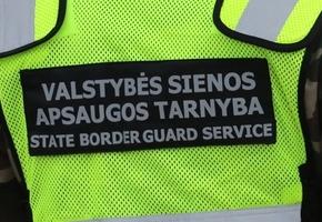Литовцы выявили ещё одну контрабандную «льдину» в притоке Немана. Получателя поймали, ему грозит штраф до 7500€