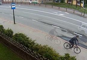 В Лиде разыскивают подозреваемого в массовых кражах велосипедов