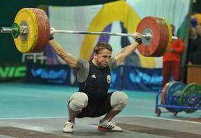 Лидчанин завоевал бронзу на чемпионате мира по тяжелой атлетике