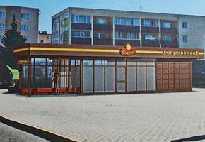Три магазина фабрики «Спартак» планируют построить в Лиде, в них будут находиться модули автобусных остановок