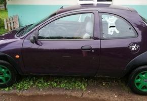 В Лиде разыскивают Ford Ka, который потерялся при продаже