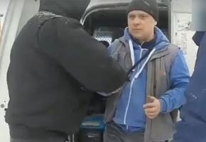 В Лиде задержали мужчину за оскорбление и угрозу применения насилия в отношении сотрудника ОВД