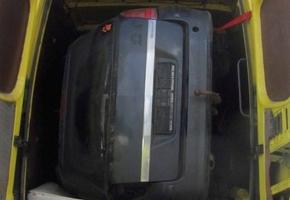 Через таможню в п/п Бенякони пытались провезти машину в машине в машине