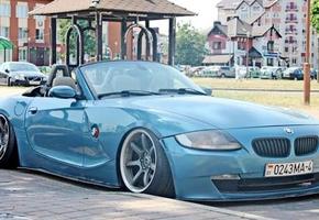 BMW Z4: полный «неликвид»? Нет, абсолютный восторг! Лидчанин — о своем необычном авто