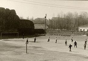 Футбол у стен Лидского замка. Несколько фрагментов из футбольной жизни, случившихся в Лиде летом и осенью 1932 года