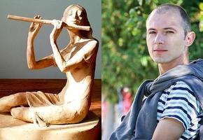 Скульптура девушки-флейтистки будет установлена в сквере Лидского музыкального колледжа