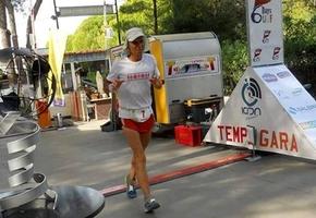 Бегун из Лиды побил национальный рекорд на ультрамарафоне в Италии