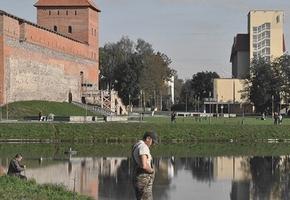 В озере у Лидского замка было обнаружено тело мужчины