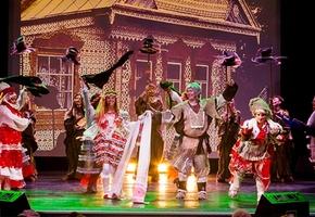 Молодежный театр эстрады покажет в Лиде караоке-спектакль «Сваты»