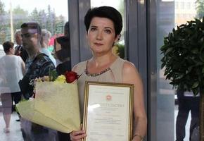 Педиатр из Лидской ЦРБ Элла Рында внесена на доску почёта Гродненской области