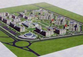 В новый микрорайон Север планируется заселить более 30000 жителей