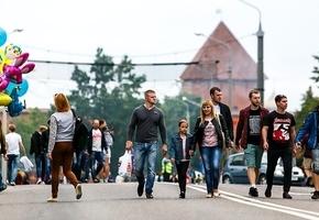 В Год культуры Лиду назвали одним из самых культурных городов Беларуси