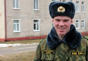 Как лидчанин Алексей, лидер юношеской сборной Беларуси, угодил в армию и всё равно собирается вернуться в футбол