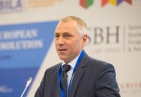 Лидский депутат Валерий Мицкевич в тайном голосовании избран вице-спикером Палаты представителей