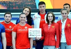 В Лиде пошили новую форму для  белорусских спортсменов к олимпиаде в Рио-де-Жанейро