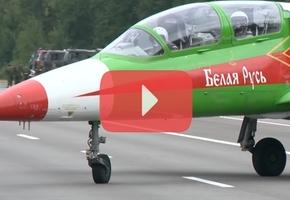 В учениях задействованы все белорусские авиабазы. Лидские самолёты совершали посадку на трассу М1 «Минск — Брест»