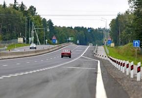 С 1 декабря 62 километра трассы М6 станут платными
