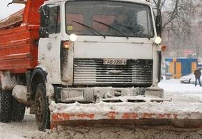 Снегоочистители и погрузчики. На обновленную автомагистраль М6 закупается спецтехника для работы в зимнее время