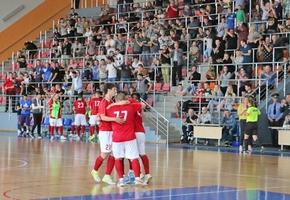 МФК «Лида» сыграл в ничью матч против «Охрана-Динамо». Итоговый счёт 3:3