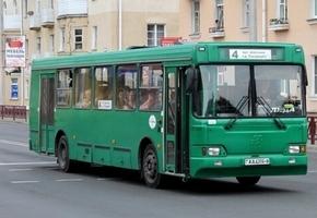 Некоторые изменения в расписании городских автобусов