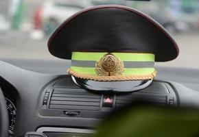 В Лиде наряд ГАИ получил благодарность за помощь на дороге