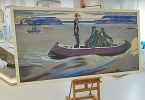 Обновленный «Зеркальный зал» открыт в Лидском историко-художественном музее