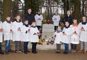 У Лідзе памаліліся за святароў-мучанікаў Другой сусветнай вайны