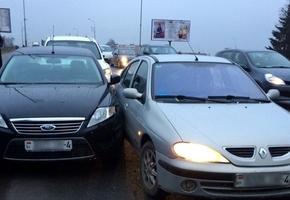 ГАИ вынесла решение по аварии в Лиде, видео которой в белорусском сегменте Youtube стало популярным