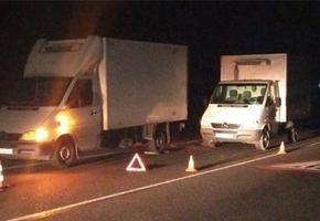 В Лидском районе пенсионерка попала под буксируемый Mercedes
