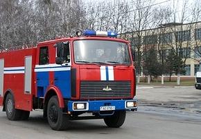 В цехе автосборочного предприятия «Неман» произошёл пожар