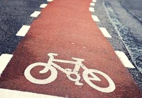 Проект велодорожек в городе