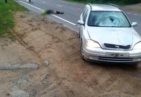 Под мкр. Молодёжный произошёл наезд на пешехода. От полученных травм женщина умерла на месте ДТП