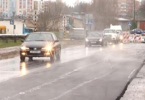 В Лиде начались работы по сплошному асфальтированию некоторых улиц