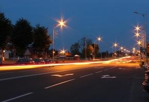 ГАИ проверит работу наружного освещения на улично-дорожной сети