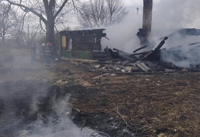 За несколько суток в области произошло 13 пожаров. В Лиде погибла 66-летняя женщина
