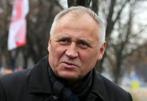 В субботу в Лиду приезжает известный белорусский оппозиционер Статкевич