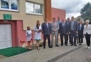 В Лиде открылась ПЦР-лаборатория
