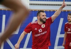 В состав МФК «Лида» войдёт Арчил Себискверадзе, игравший за «Лидсельмаш»