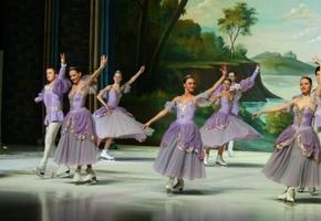 В Лиде состоится балет на льду «Лебединое озеро»