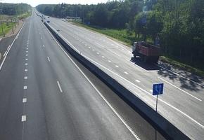 Некоторые перекрёстки на М6 ликвидируют ради безопасности